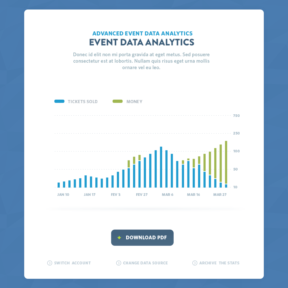data marketing analytics